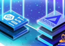 IOST Partners with Apron Network For Multi chain Architecture 350x209 2