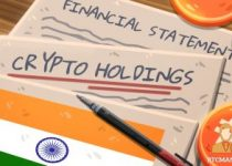 Indian companies will now have to disclose their crypto holdings in financial statements 350x209 2