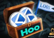 One stop NFTs Issuance Trading Platform on IOST LOOT Officially Listed on Hoo 350x209 2