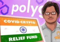Buterin other Crypto Personnel Donate to Polygon Co Founders Covid India Relief Campaign 350x209 2