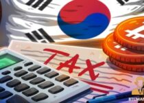 Confirmed South Korea to Impose Tax on Cryptocurrency 350x209 2