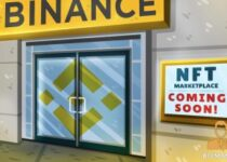 Crypto exchange Binance to Launch NFT Marketplace in June 350x209 2