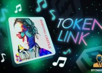 First Music NFTs Auction Starts on IOST NFT Marketplace TokenLink 350x209 2