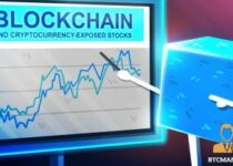 Goldman Sachs Says Blockchain Stocks on Average Outperform SP 500 But Not Bitcoin 350x209 2