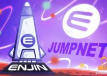 JumpNet Enjins New Gas Free Blockchain Attracts 50NFT Projects Within Two Weeks of Launch 350x209 2