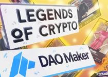 LegendsofCrypto LOC To Hold Its IDO On DAOMaker 350x209 4