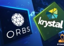 Orbs and Kyber Network announcement 350x209 2