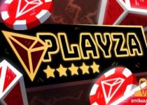 Playza Launches A Fully Decentralized Casino on TRON 1 350x209 2