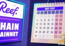 Reef Finance Sets Date to Launch its Reef Chain Mainnet 350x209 2