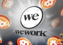 WeWork has announced they are now accepting cryptocurrencies as payment 350x209 2