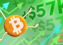 Bitcoin Prices Snap above 57k Will the FED Taper Bond Purchases 350x209 2