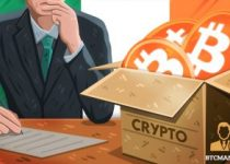 Crypto assets are a great concern says Irelands central bank enforcer 350x209 2