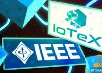 IoTeX has been appointed Vice Chair of the IEEE Standard for Blockchain Use in IoT 350x209 2