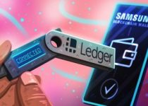 Samsung Galaxy blockchain wallet to integrate support for Ledger hardware devices 350x209 2