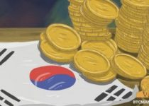 South Koreas Cryptocurrency Exchanges Made '648 mln Taxable Revenue For 2017 350x209 2