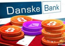 Denmarks Largest Bank Exercises Caution With Cryptocurrency 350x209 2
