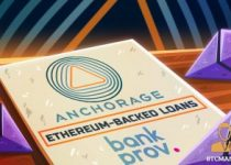 Digital Assets Bank Anchorage Unveils Ether Backed Loans 350x209 2