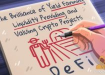 The Brilliance of Yield Farming Liquidity Providing and Valuing Crypto Projects 350x209 2