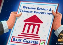 Wyoming Digital Asset Bank WTD Bags Bank Charter to Offer Crypto Custodial Services 350x209 2