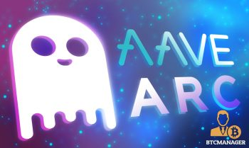 Aave to launch institutional DeFi platform Aave Arc within weeks 350x209 2