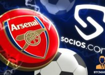 Arsenal F.C. Partners with Chiliz to Launch AFC Fan Token on Socios 350x209 2