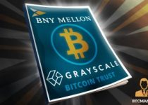BNY Mellon to provide ETF services for Grayscales Bitcoin Trust 350x209 2
