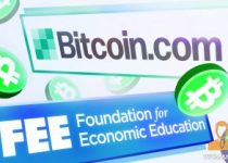 Bitcoin.com Founder Roger Ver Donates 1000 Laptops Copies of Economics in One Lesson to Students in Antigua 350x209 2