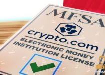 Crypto.com Becomes The First Global Cryptocurrency Platform to Receive An EMI License 350x209 2