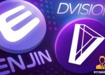 Dvision Network Adopts Enjin to Launch MetaverseAcross Five Blockchains 350x209 2