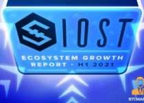 IOST Ecosystem Growth Report H1 2021 350x209 2