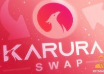 Trading is now live on Karura Swap 350x209 2