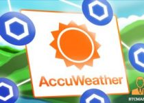 AccuWeather brings weather data to smart contracts by running a Chainlink node 350x209 2
