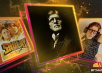 Amitabh Bachchan Becomes First Indian Star To Launch NFT Collection 350x209 2