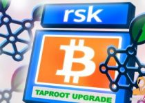 Bitcoins Taproot Upgrade To Help RSK Tap Into Its Intrinsic Value Realize Its Potential 350x209 2