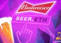 Budweiser Purchases Ethereum Domain Name for 95000 350x209 2