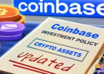 Coinbase updates investment policy to increase investments in crypto assets 350x209 2
