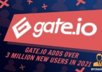 Gate.io Adds Over 3 Million New Users in 2021 350x209 2