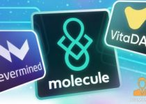 Molecule Partners with VitaDAO and Nevermined 350x209 2