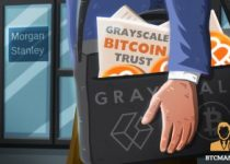 Morgan Stanley has just reported owning a large amount of Grayscale Bitcoin across multiple portfolios 350x209 2