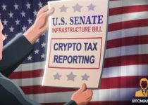New Language For Crypto Tax Reporting Excludes Decentralized Exchanges Miners Still Vulnerable 350x209 2