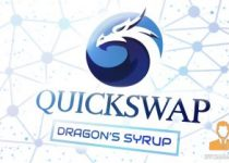 QuickSwap Announces Syrup Giving Away Millions to Stakers 350x209 2