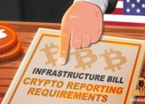 Senators Introduce Amendment to Infrastructure Bill to Ease Crypto Reporting Requirements 350x209 2