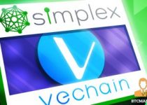 Simplex partners with VeChain to enable seamless fiat onramp for VET token 350x209 2