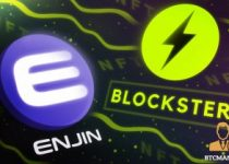 Social Network Blockster Collaborates with Enjin toReward 400K Early Users with NFTs 350x209 2