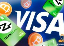 Visa CEO Comments Underscore Crypto Support And Growing Adoption Momentum 350x209 2